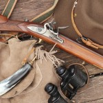 Hunitng with historical firearms in Gyulaj, Hungary